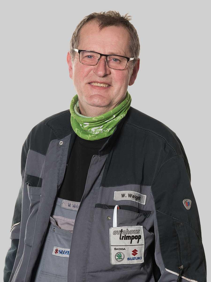 Hans-Werner Weigelt